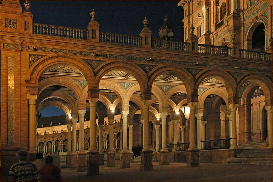 Sevilla - Palacio de Espana 2