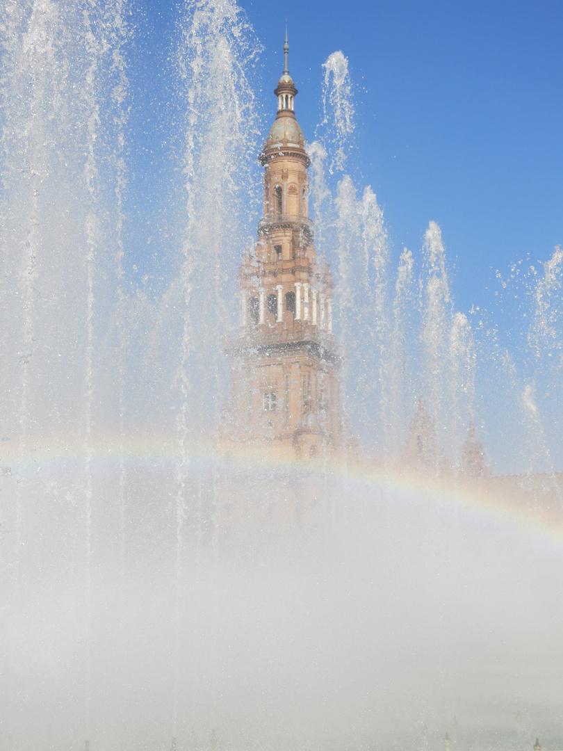 Sevilla - Placa de Espana
