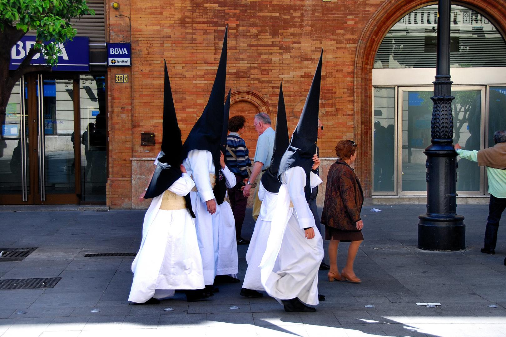 Sevilla: Semana Santa