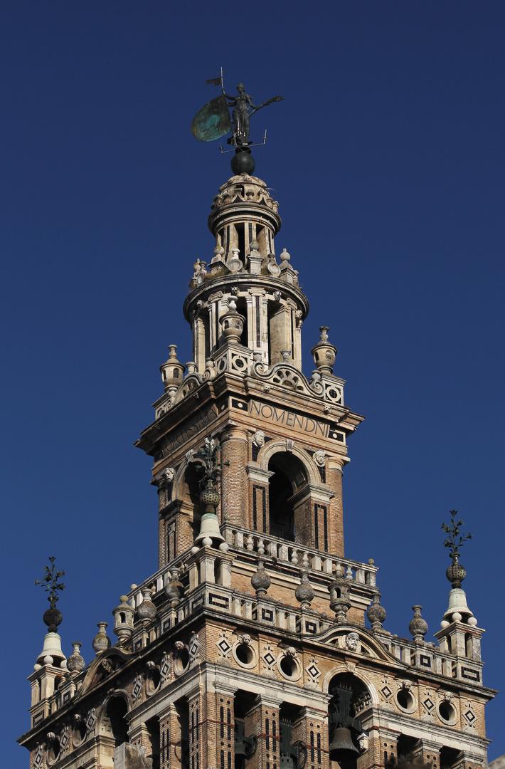 Sevilla Turm der Kathedrale