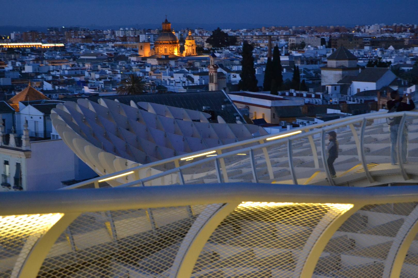 Sevilla vista de las Zetas