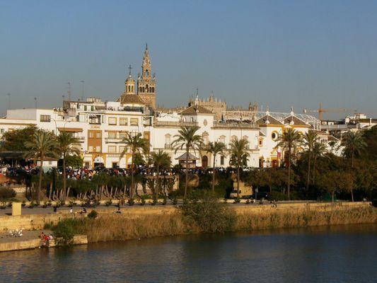 Sevilla, vista desde Triana