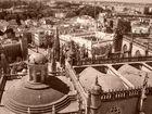 seville vu de la cathedrale