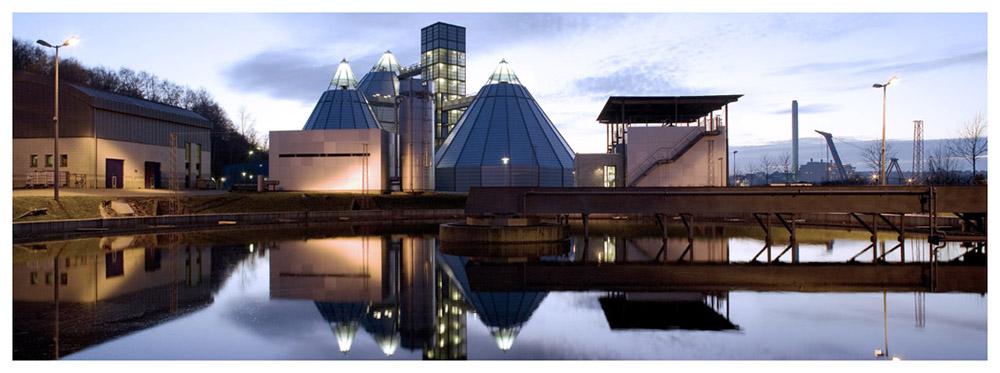 sewage treatment plant Flensburg