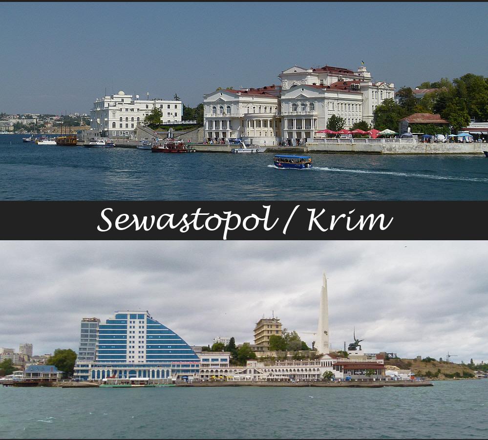 Sewastopol - Waterfront