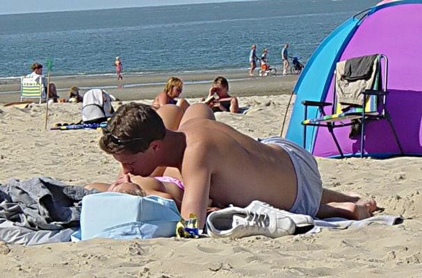 Sex on the beach oder gleich gibt's zunge