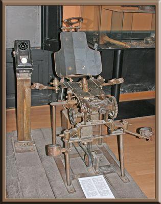 Sexmaschine um 1800