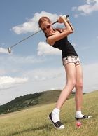 Sexy Golf Shooting
