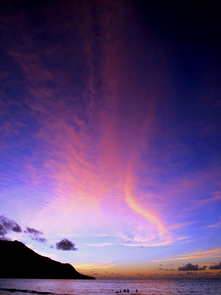 Seychellen, Beau Vallon Bay