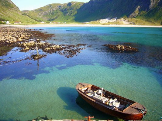 Seychellen oder Norwegen?
