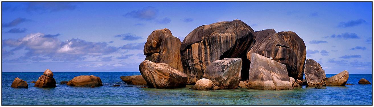 --- Seychellen Panorama---
