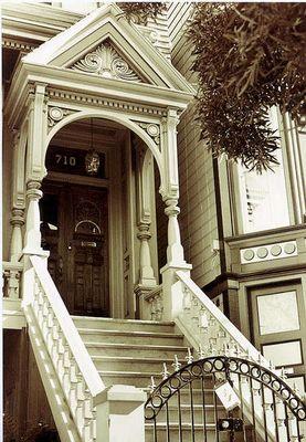SF ashbury 710 grateful dead house