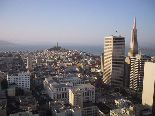 SF Coit Tower