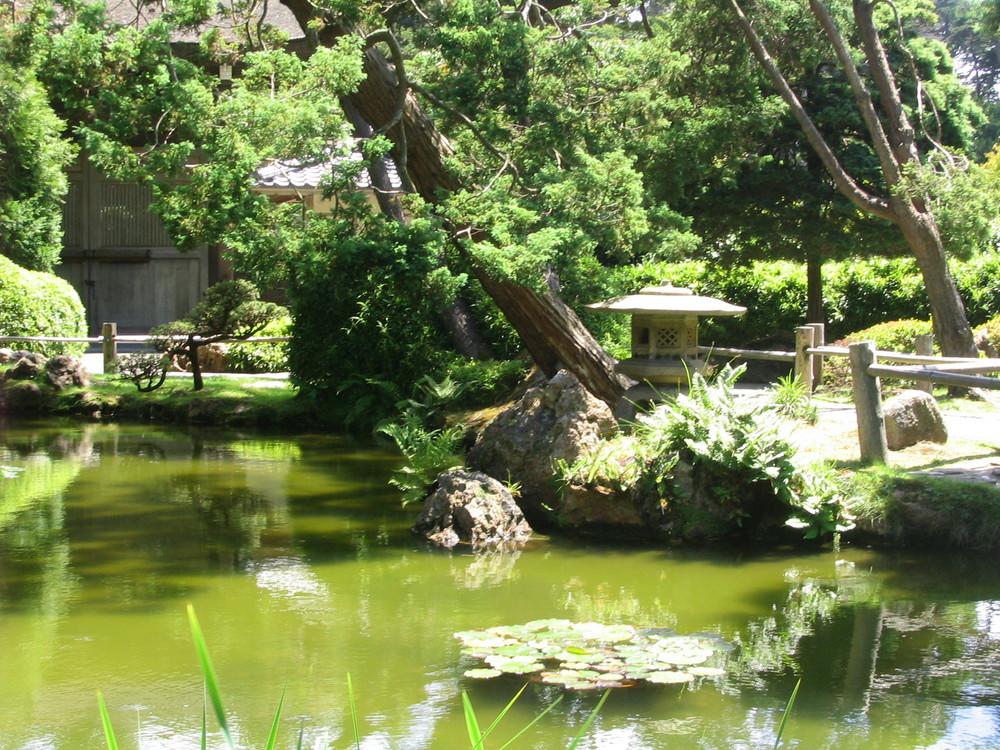 SF Japanese Garden