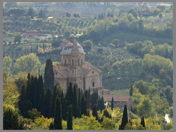 Sfumato - Spätherbst in der Toskana