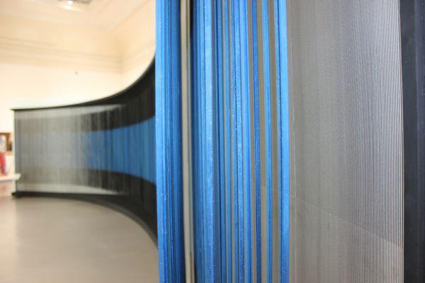 Sfumature di blu.