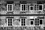 ... Sgraffito-Fassade ...