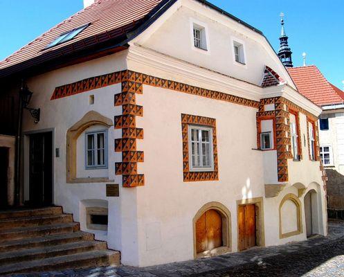 Sgraffitohaus in Krems an der Donau