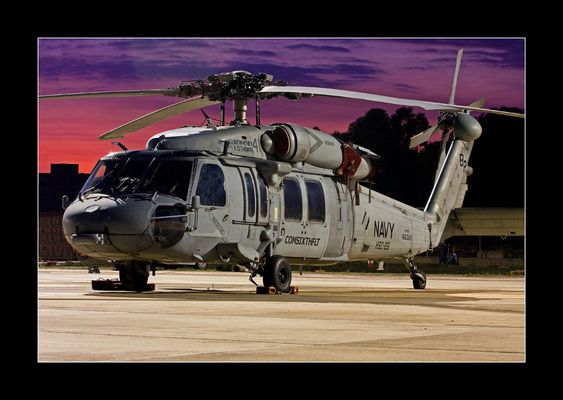 SH-61 helicopter