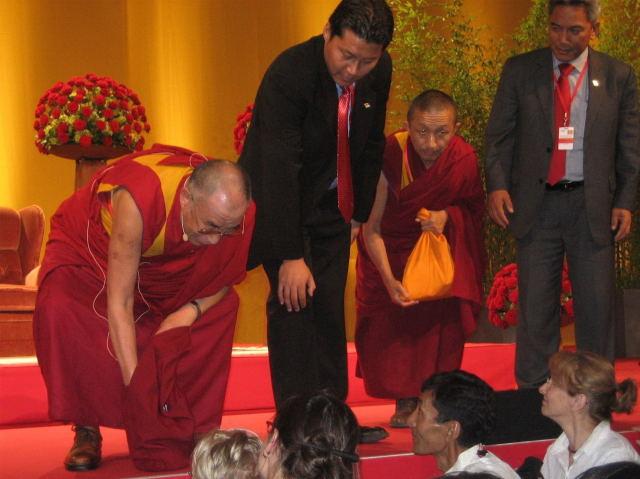 S.H Dalai Lama