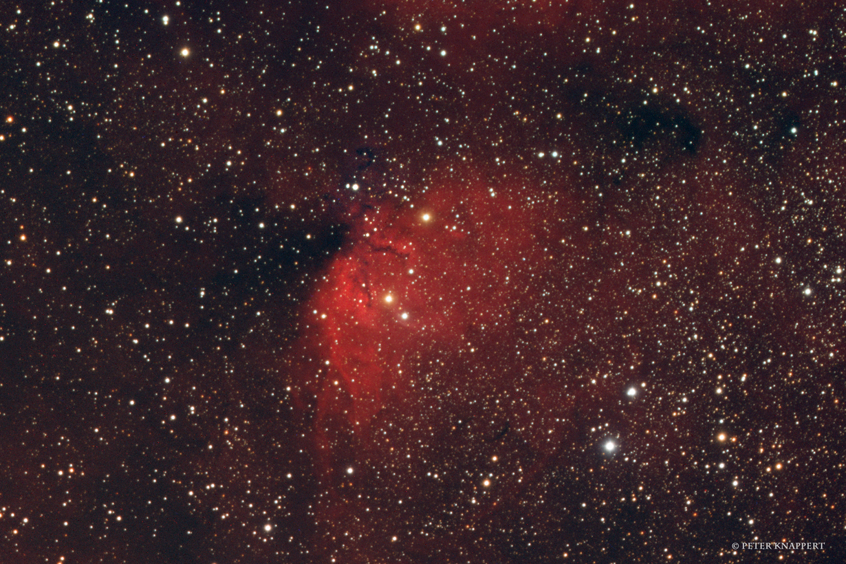 Sh2-101 im Sternbild Schwan