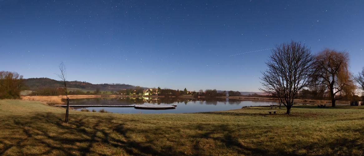 SHA - Starkholzbacher See