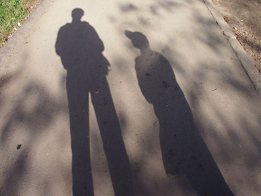 Shadow of my inner world