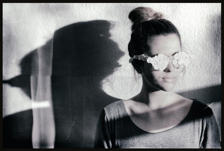 Shadows + glasses