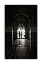 Shadows in  Alcázar...