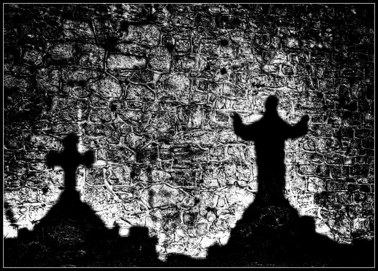 Shadows of the tombs