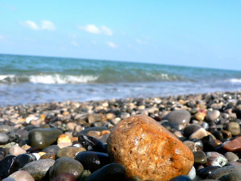 Shahsavaar Beach (Tonekabon - Iran) Sand & Sea