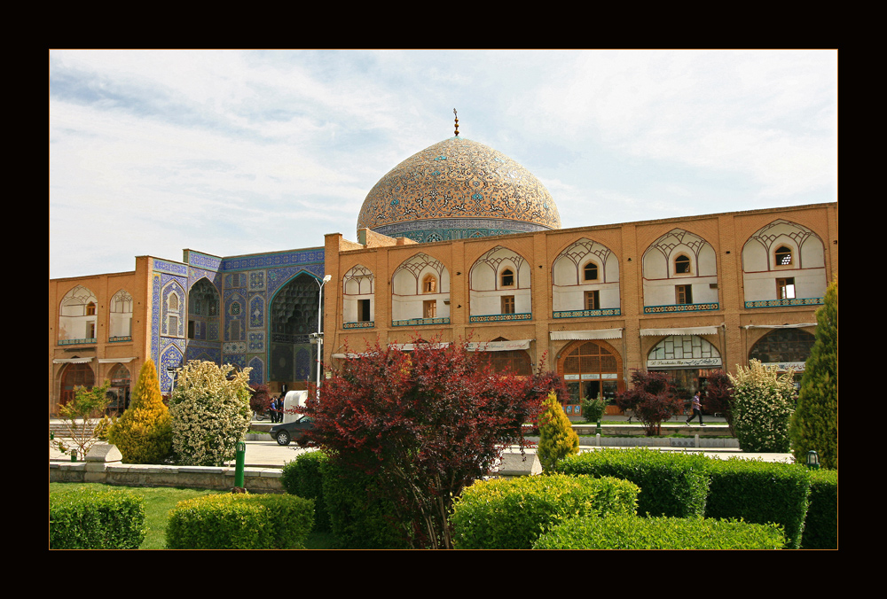 Shaikh Lotfollah Moschee