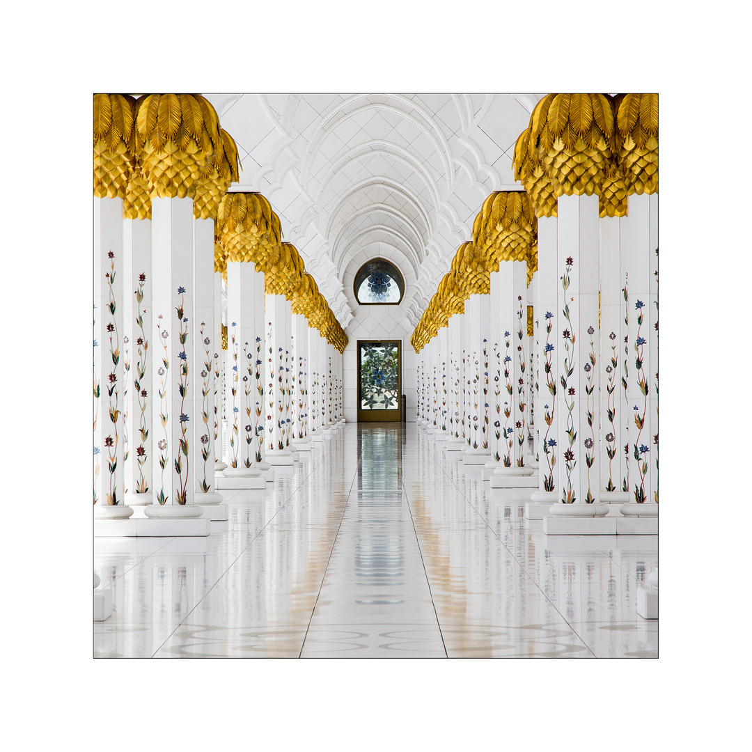 Shaikh Zayed Grand Mosque