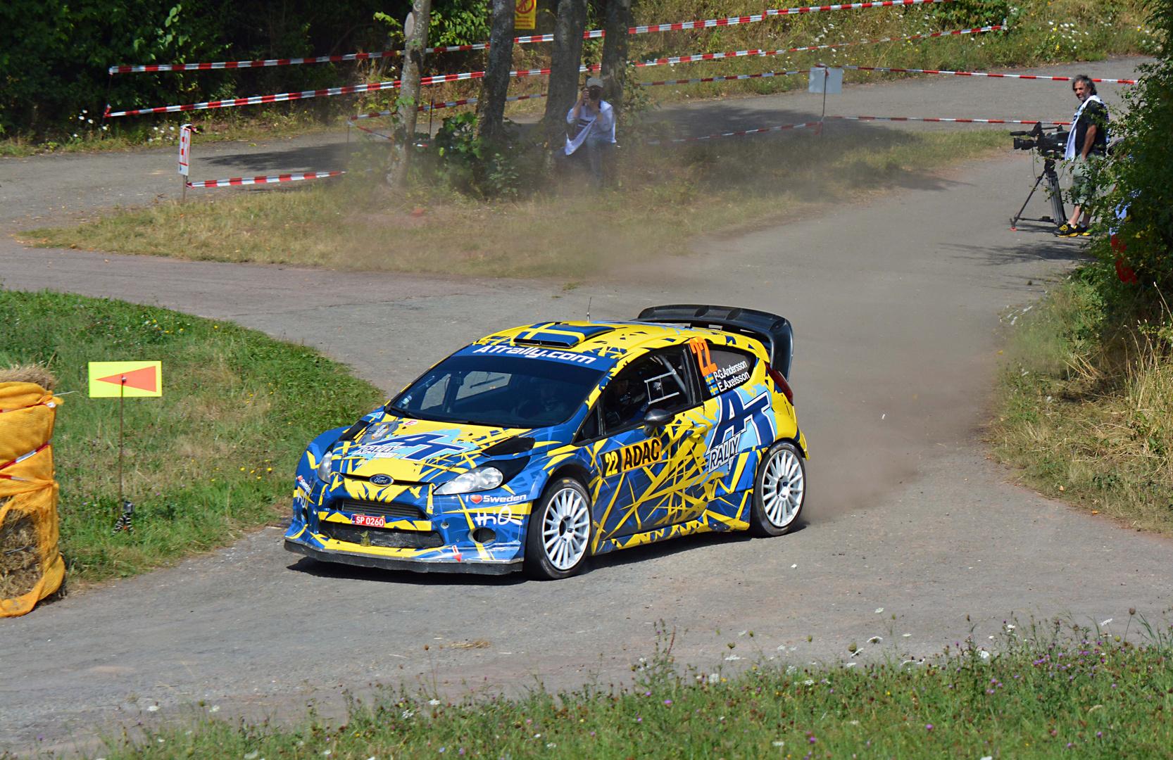 Shakedown Deutschland-Rallye 2013.Part 3