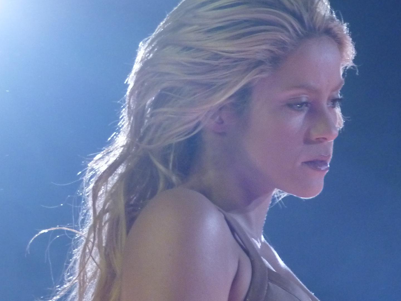 Shakira Zürich