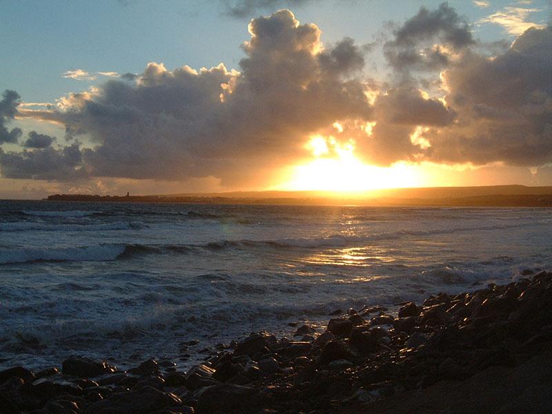 Shamrock Sunset 2