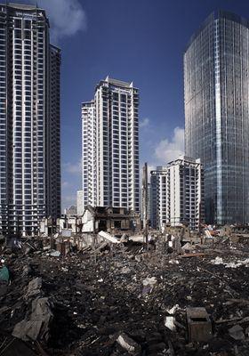 Shanghai Abriss 1