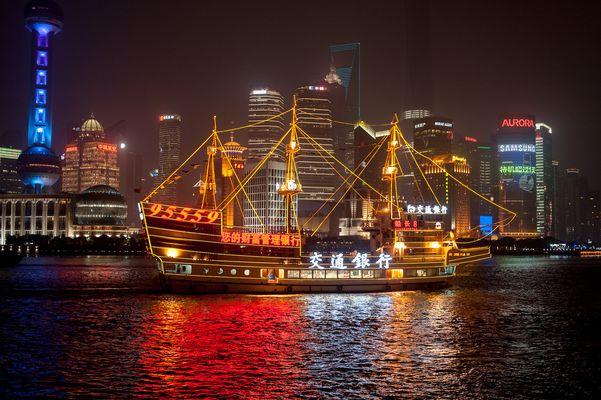 Shanghai - Am Bund 2