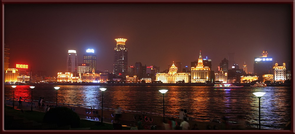 Shanghai at Night II