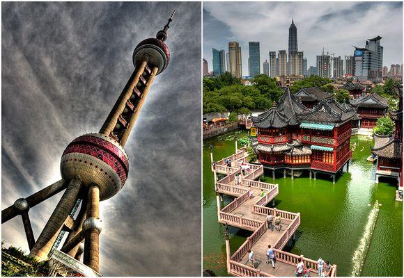 Shanghai - August 2005