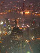 Shanghai bei Nacht