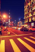 Shanghai bei Nacht / Shanghai Nightlife