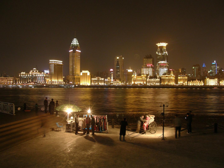 Shanghai by Nacht