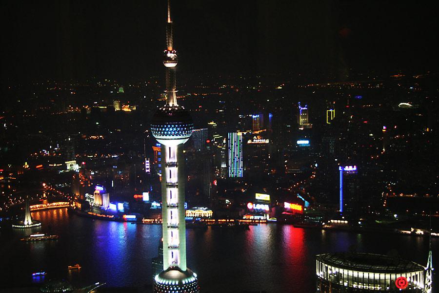 Shanghai by night (2)