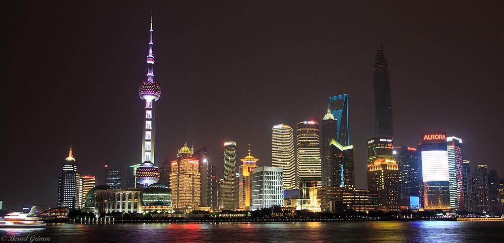 Shanghai by Night 5