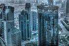 Shanghai depuis la Pearl Tower
