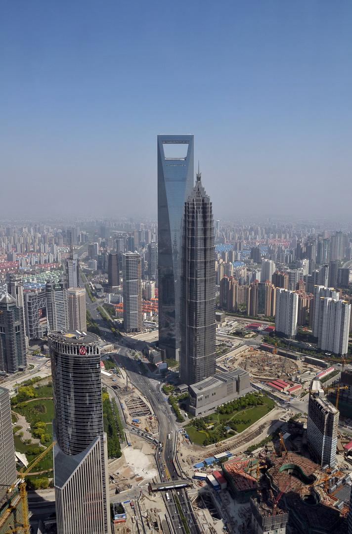 Shanghai Financial Tower