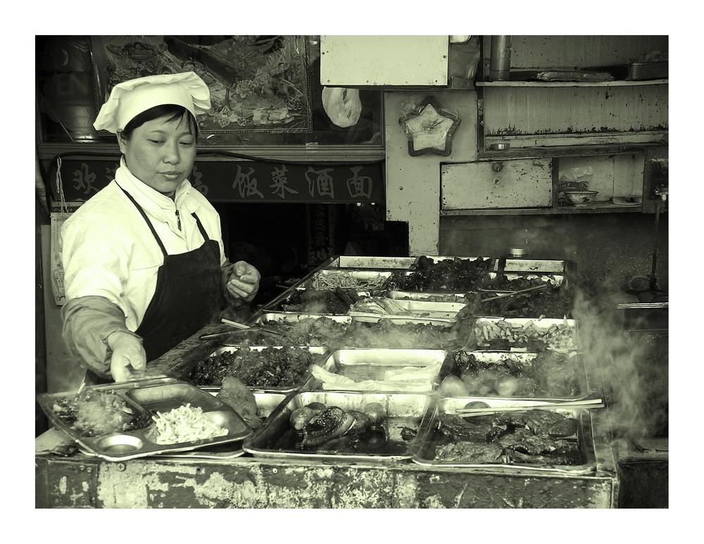 Shanghai Food Market