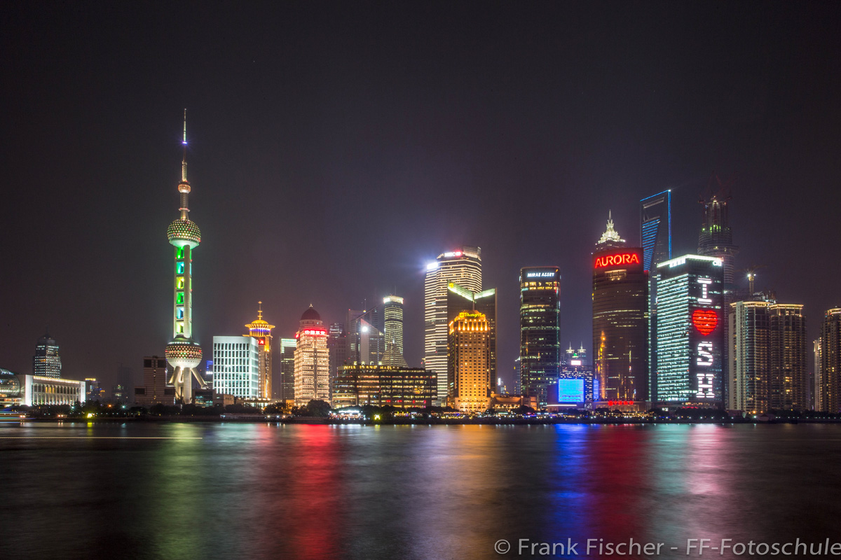 Shanghai - Fotoreise