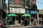Shanghai im ehemaligen jüdischen Viertel 2012